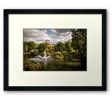 St James' Park, London Framed Print