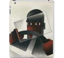 Vintage poster - Triplex iPad Case/Skin