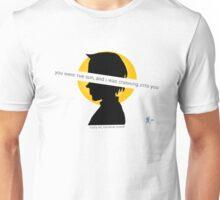 """You were the sun..."" Unisex T-Shirt"