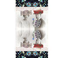 Kublai Khan and Chabui Photographic Print