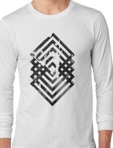 Abstract geometric art Long Sleeve T-Shirt