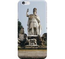 Fountain Statue iPhone Case/Skin