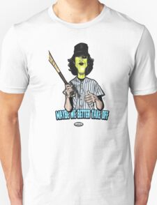 Baseball Fury Unisex T-Shirt