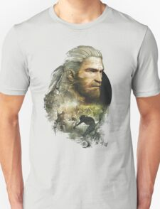 Geralt of Rivia - The Witcher 3 T-Shirt
