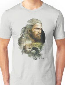 Geralt of Rivia - The Witcher 3 Unisex T-Shirt
