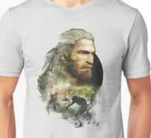 Geralt of Rivia - The Witcher 3 Unisex T-Shirt