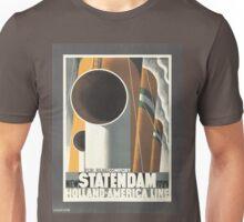 Vintage poster - Statendam Unisex T-Shirt
