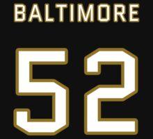 Baltimore Football (II) Baby Tee