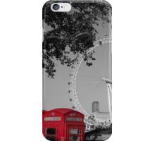 London Spinning iPhone Case/Skin