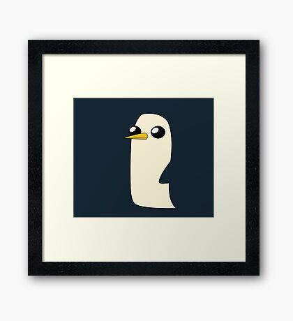 Adventure Time Gunter Framed Print