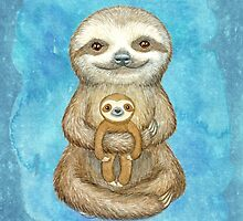 My Slothy Sloth by Katherine Appleby