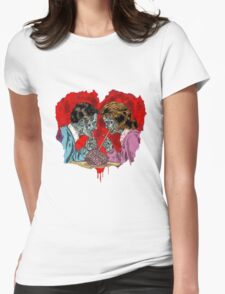 Bloody Valentine Womens Fitted T-Shirt