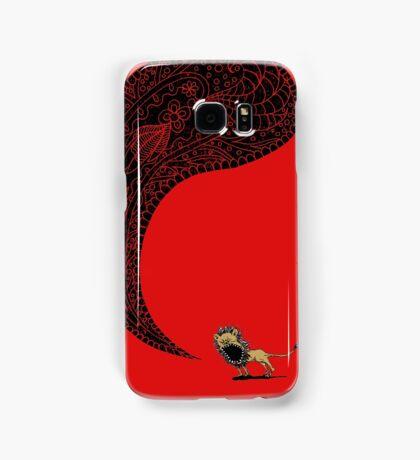 Heart of a Lion Samsung Galaxy Case/Skin