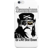 Lemmium ~ The ONLY Metal Element iPhone Case/Skin