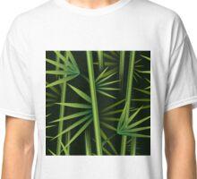 Seamless bamboo pattern Classic T-Shirt