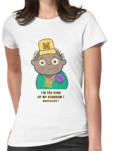 Little King - I'm the king ! Womens Fitted T-Shirt