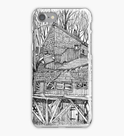 Alnwick Gardens Tree House  iPhone Case/Skin