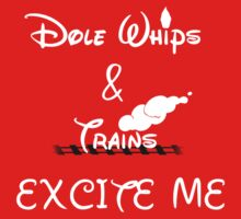 Dole Whips & Trains Excite Me by BVids