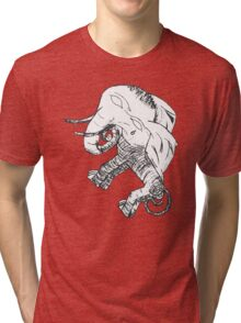 Yellephant Tri-blend T-Shirt