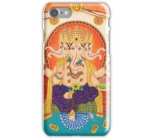 Ganesha - Remover of Obstacles iPhone Case/Skin