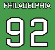 Philadelphia Football (I) Kids Tee