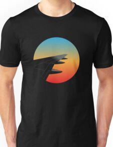 Sunset Flight Unisex T-Shirt