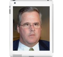 The Brotherman Bush, da da da da da iPad Case/Skin