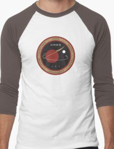 Ares III Mission patch - The Martian Men's Baseball ¾ T-Shirt