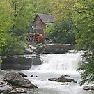 Glade Creek Grist Mill by Jack Ryan