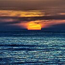 Just Another Pescadero Sunset by Bob Wall