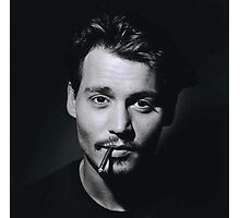 johnny depp Photographic Print