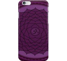 chakra iPhone Case/Skin