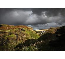 Abereiddy, Pembrokeshire Photographic Print