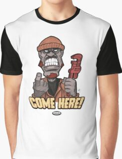 Comet Zombie Graphic T-Shirt