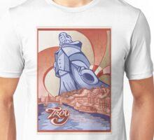 Troy Uncle Sam Travel Poster Unisex T-Shirt