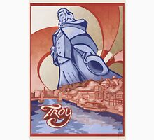 Troy Uncle Sam Travel Poster Unisex T-Shirt