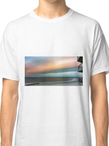 Blurred Sunset Classic T-Shirt