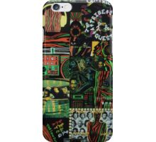 A Tribe Called Quest Collage iPhone Case/Skin