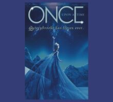 Once Upon a Time, light blue v2, season 4, OUAT, storybrooke has frozen over by sae37
