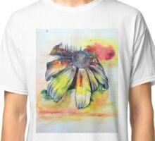 Inky Flower Classic T-Shirt