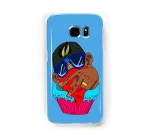 Chocolate Cupcake Samsung Galaxy Case/Skin