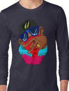 Chocolate Cupcake Long Sleeve T-Shirt