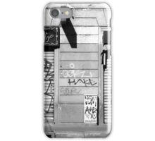 Urban Desolation iPhone Case/Skin