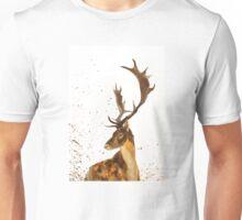 Magic Deer Looking at You Unisex T-Shirt