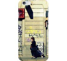 Milano Serrata iPhone Case/Skin