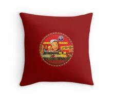 Lionel Scale Model trains Throw Pillow
