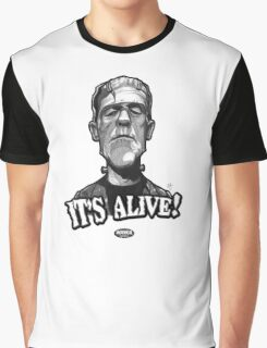 Frankenstein's Monster Graphic T-Shirt