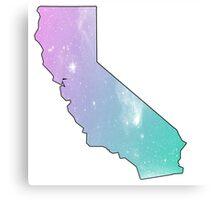 California Trippy Canvas Print