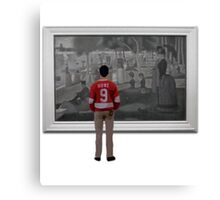 Cameron Fryed Canvas Print