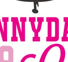 Sunnydale Girl Sticker